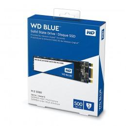 SSD Western Digital M.2 500 Gb